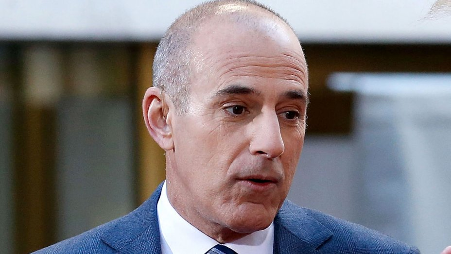 NBC Not Planning to Pay Out Matt Lauers Salary