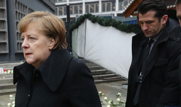 Angela Merkel facing New Year NIGHTMARE with ONE WEEK to form government