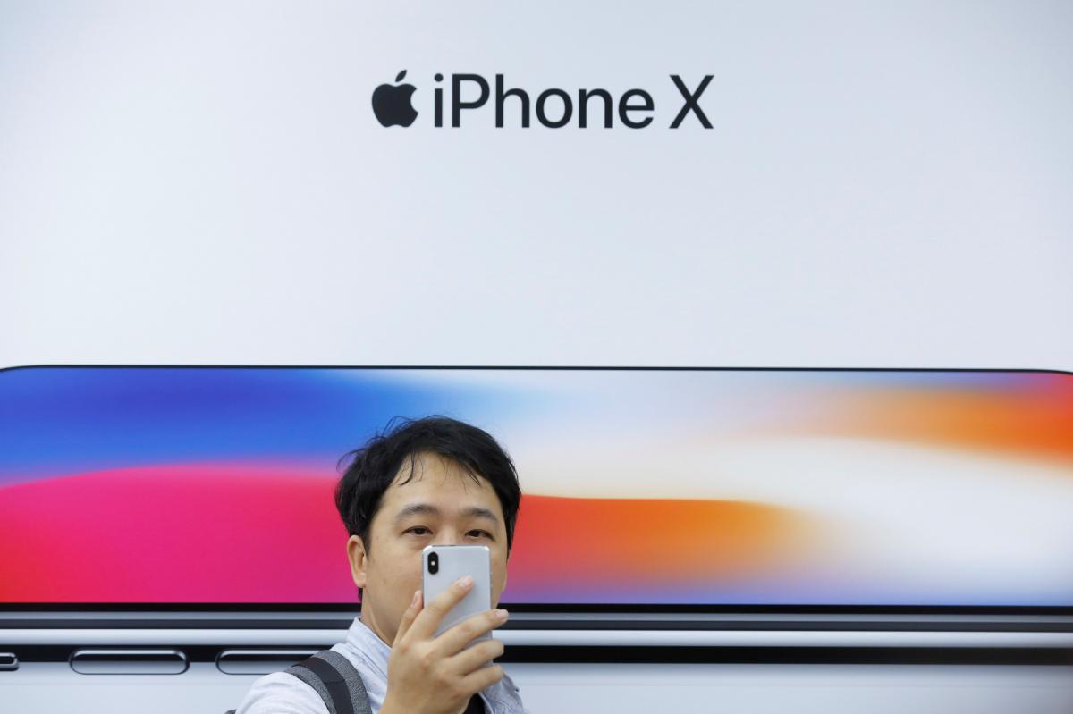 Apple suppliers drop on report of weak iPhone X demand; analysts views mixed