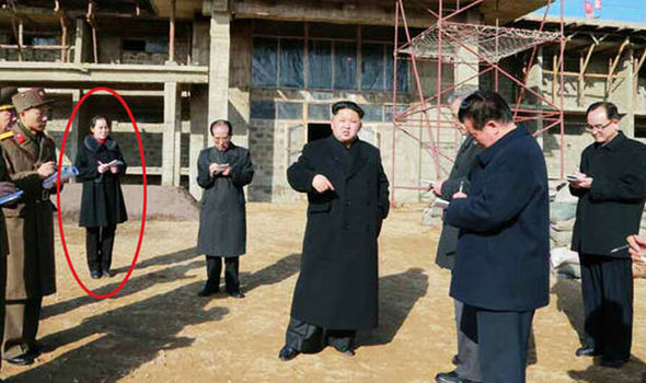 Kim Jong-un gives sister BIG promotion as she makes rare public appearance in North Korea