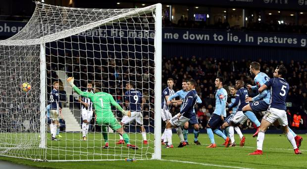 Karl Darlow: Point at West Brom shows Newcastles fighting spirit