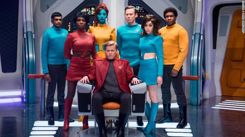 Black Mirror returns solid, with some cracks