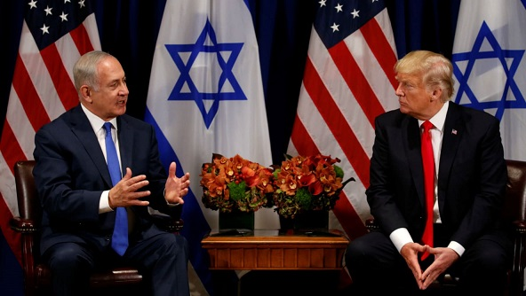 Report: Israel, US Form Joint Plan to Contain Iran
