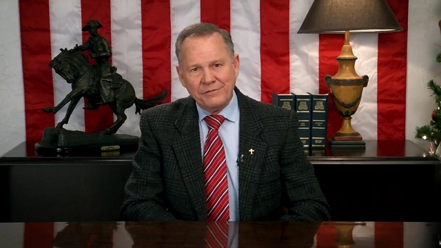 Roy Moore tries to block Alabama election result