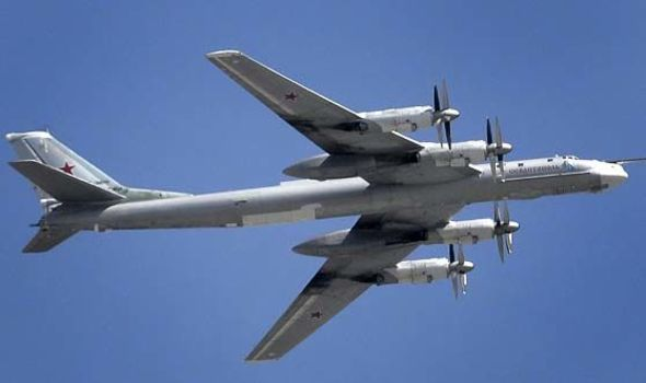 Australian air force on ALERT as Russian bombers circle Pacific
