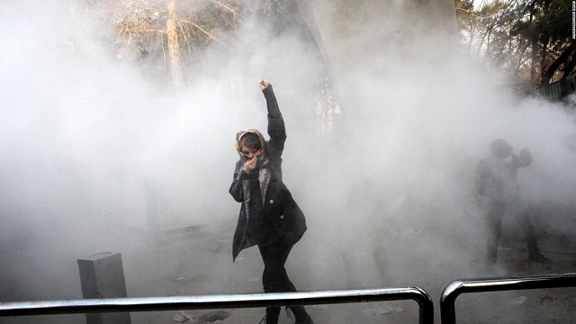 Iran restricts social media and issues stern warning to protesters