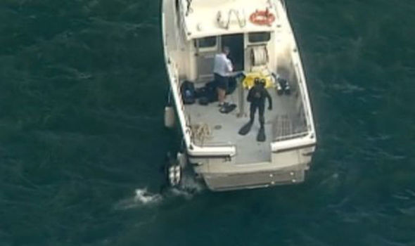 BREAKING: Sea-plane with 'four British passengers' crashes into Hawkesbury River in Sydney