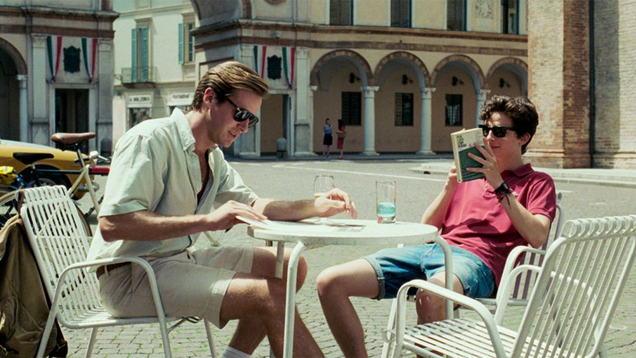 Call Me by Your Name Selected as Best Picture by L.A. Film Critics Association