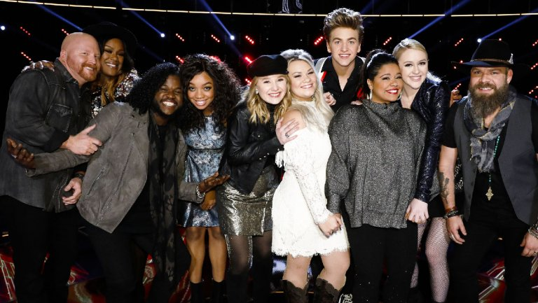 'The Voice': Top 10 Sing for America's Vote