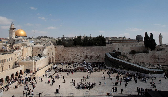 Saudi Arabia hopes U.S. will not recognize Jerusalem as capital of Israel