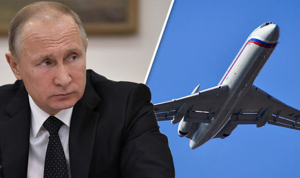Russian plane VIOLATES EU airspace - Finland fury on eve of independence celebrations