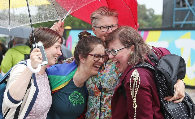 Australia Legalises Same-Sex Marriage