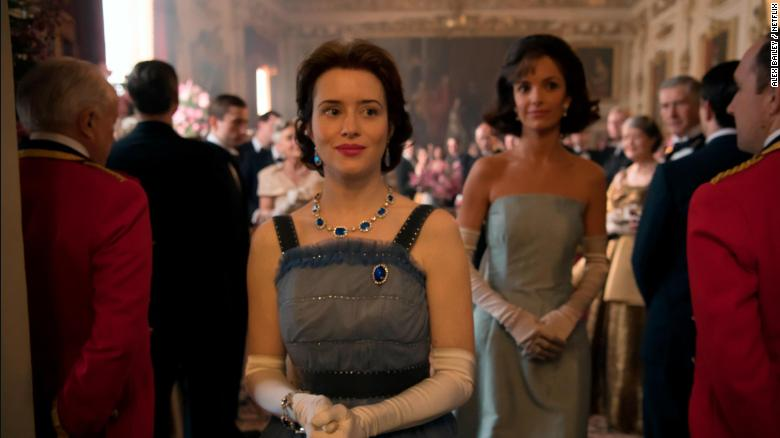 The Crown looks polished in regal second season
