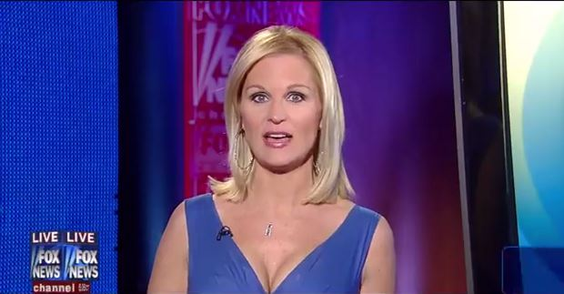 Ex-Fox News anchor Juliet Huddy says Trump kissed her on the lips after a lunch