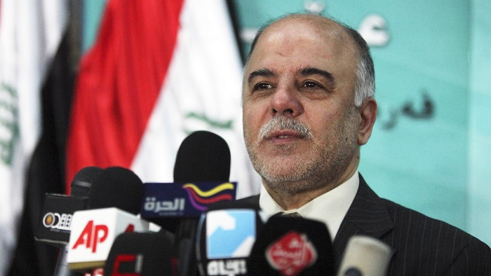 Iraq formally declares end to fight against Islamic State