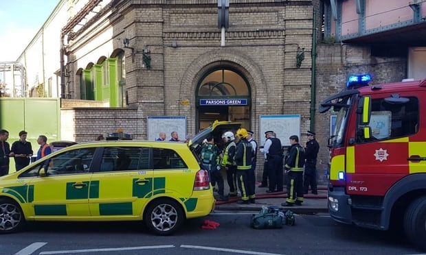 What we know so far about the London Underground explosion