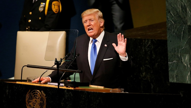 President Trump addresses the United Nations (entire speech)