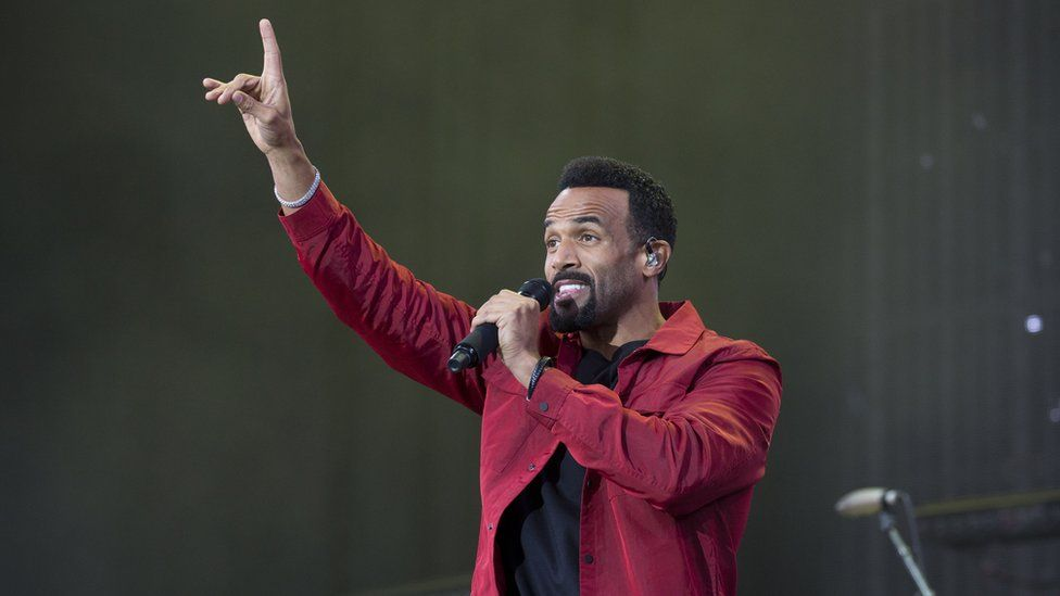 Craig David most dangerous celebrity to search online