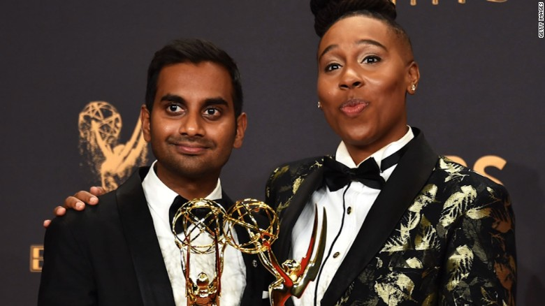 Diversity took center stage at the Emmys