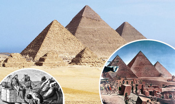 Mystery SOLVED: Archaeologists uncover who made the Great Pyramid of Giza