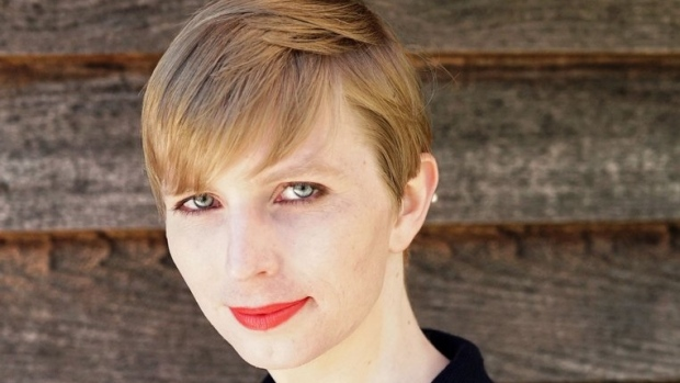 Chelsea Manning says shes been denied entry into Canada