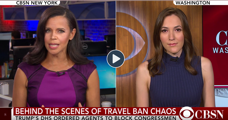Whats the deal with the new travel ban? - CBS News