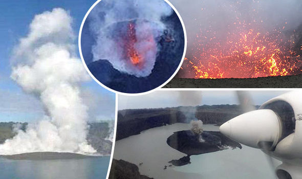 Thousands in mass evacuation as Monaro volcano ERUPTS