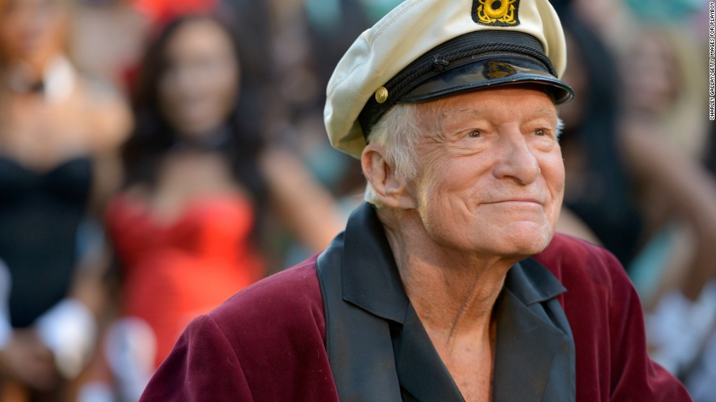 Hefner started Playboy with $600 and built it into a multimillion-dollar entertainment empire. He died at 91