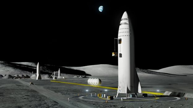 Elon Musk: Rockets will fly people from city to city in minutes
