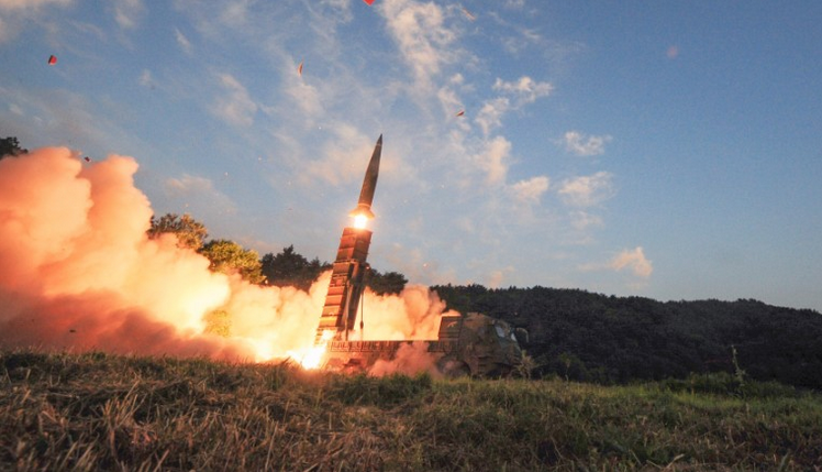 Seoul steps up military response to North Korea's nuclear test