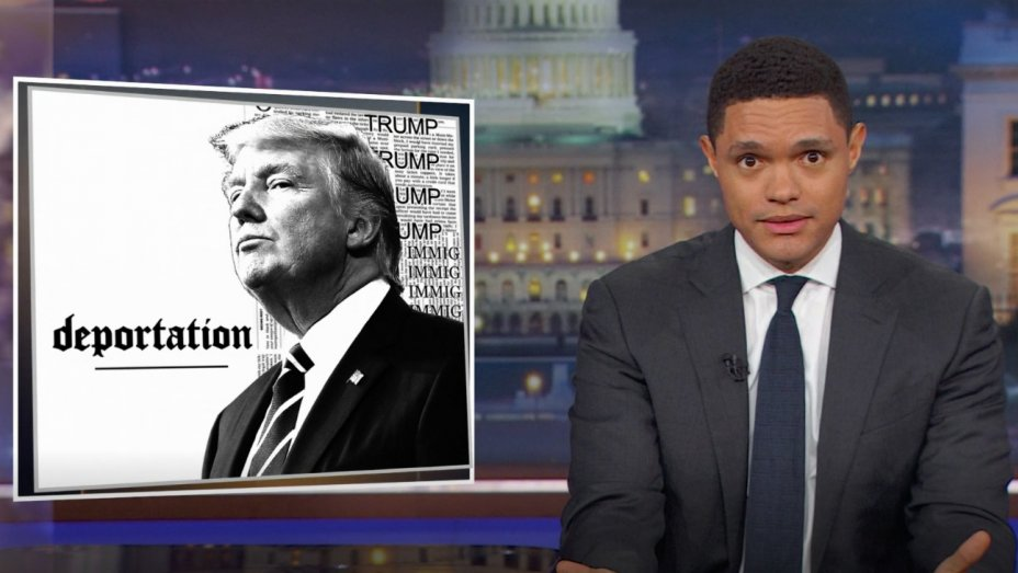 Late-Night Hosts Blast Trump on DACA Decision