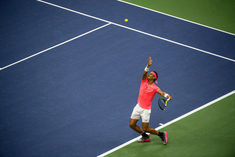 New York Today: New York Today: Rafael Nadal's New York