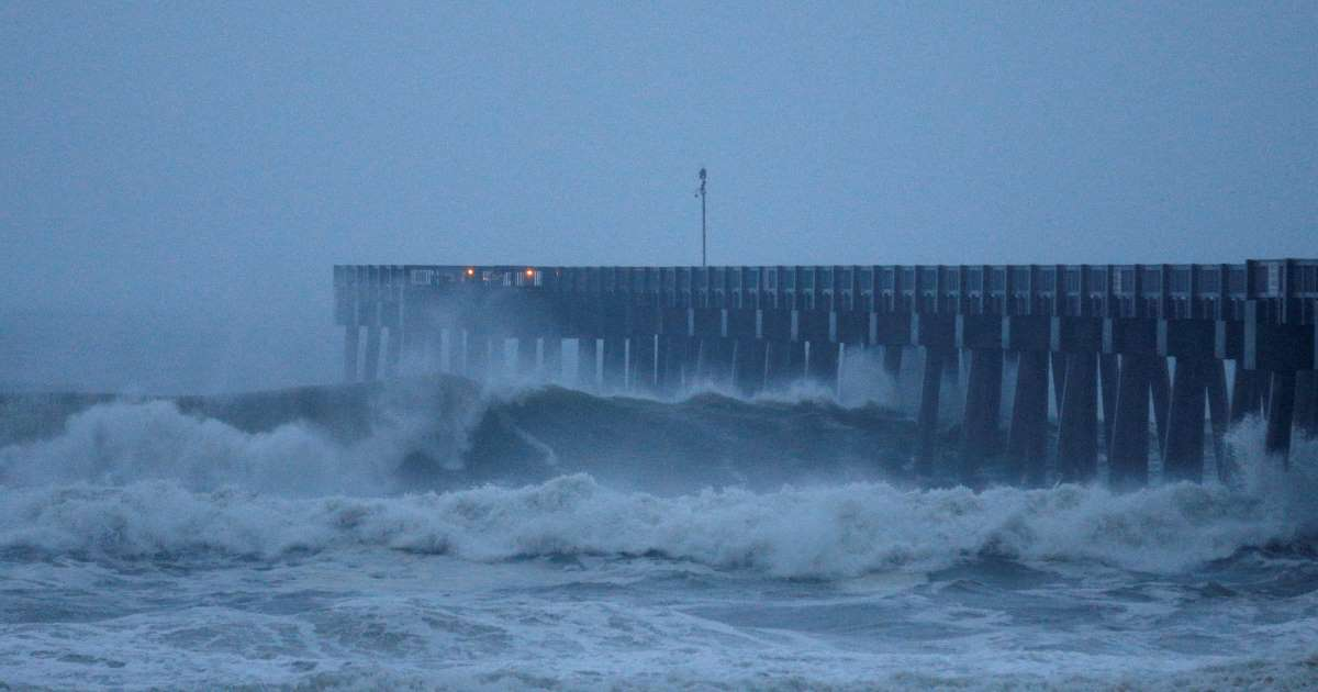 Michael intensifies, makes landfall near Mexico Beach, Florida: NHC