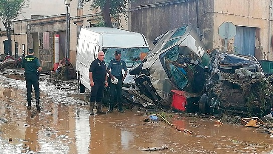 Majorca floods leave at least eight people dead