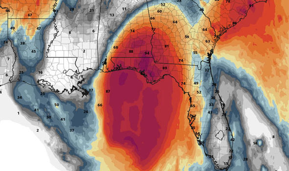 Hurricane Michael is STRONGEST storm in 150 years to hit Florida Panhandle WONT survive