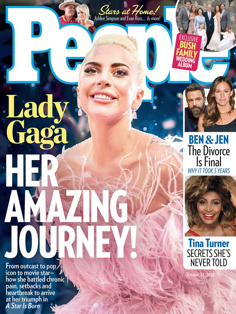 Lady Gagas Emotional Journey from Bullied Teen to Pop Star to Hollywoods Newest Leading Lady