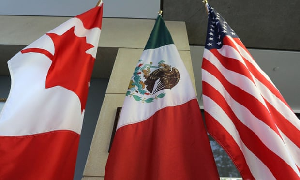 NAFTA: Canada and US reach deal on new, modernised trade agreement