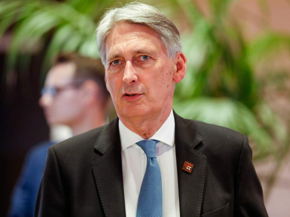 Philip Hammond on Boris Johnson chances of being PM: I dont expect it will happen
