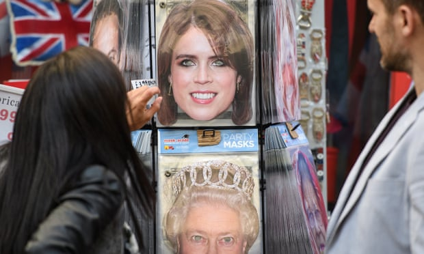 Windsor welcomes Princess Eugenie for royal wedding redux