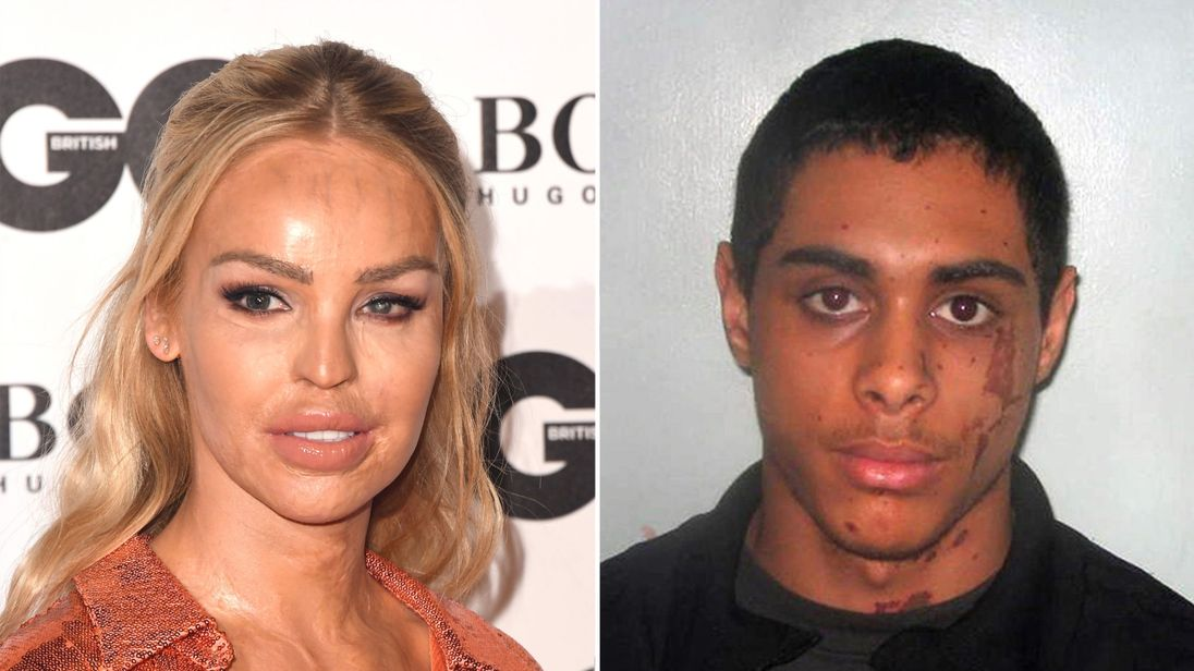 Katie Piper acid attacker Stefan Sylvestre released from prison after nine years