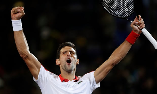 Novak Djokovic wins Shanghai Masters to continue hunt for Nadal's No 1 crown