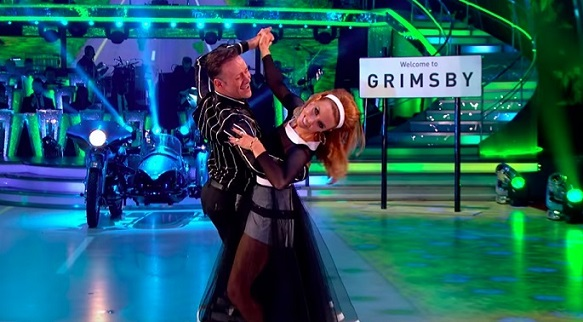 Strictly Come Dancing: Stacey Dooley Dominates Leaderboard With Foxtrot Routine