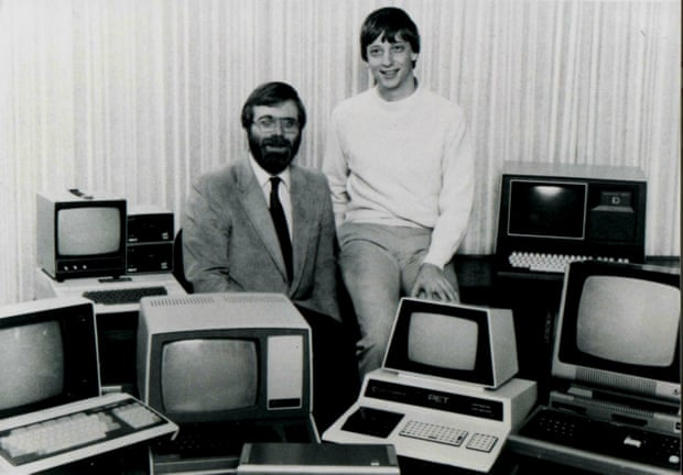 Paul Allen, co-founder of Microsoft, dies aged 65