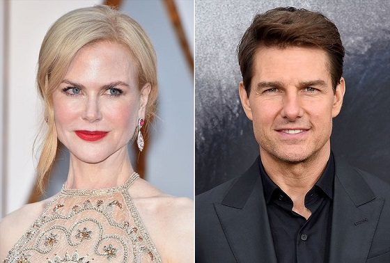 Nicole Kidman Says Being Married to Tom Cruise Kept Me from Being Sexually Harassed