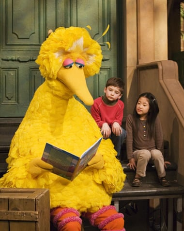 Caroll Spinney, Sesame Streets Big Bird, to retire after 50 years