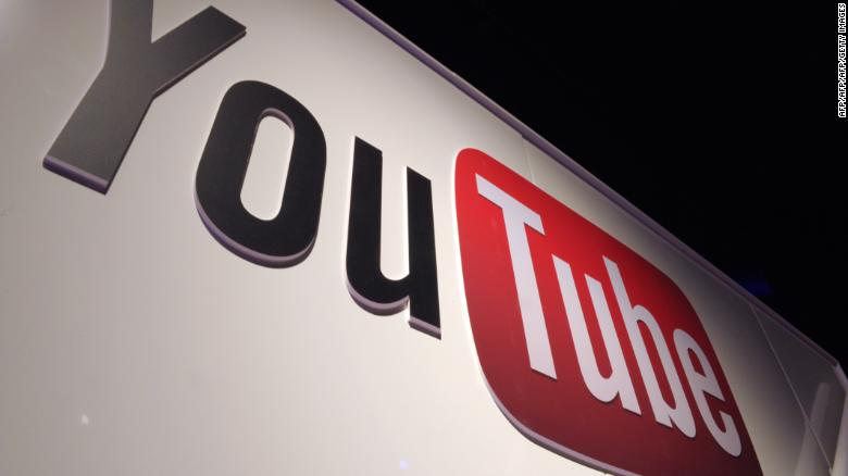 YouTube back online after brief outage