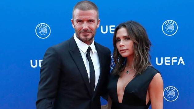 David Beckham Says His and Victoria Beckhams Marriage Is Always Hard Work