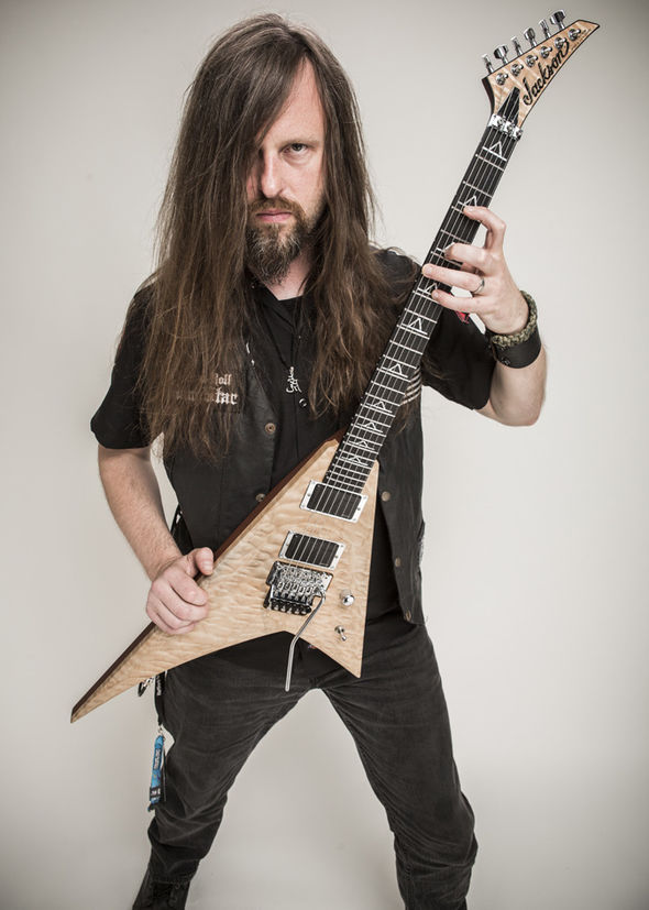 Oli Herbert dead: All That Remains guitarist dies suddenly aged 44