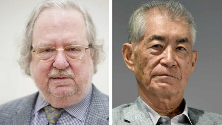 Nobel prize in medicine jointly awarded to two cancer researchers