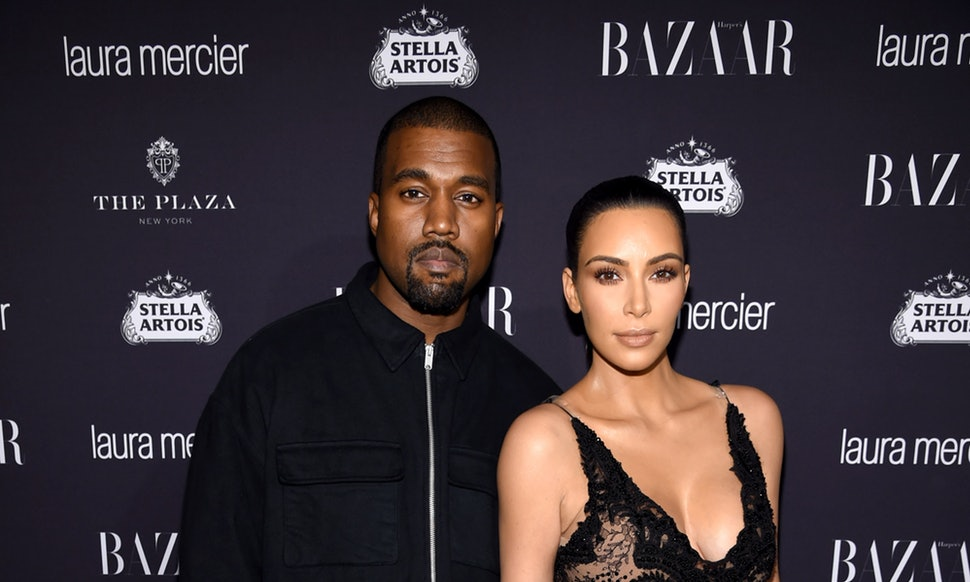 Kim Kardashian Said Marrying Kanye West Made Her A More Private Person, Which Is No Small Feat